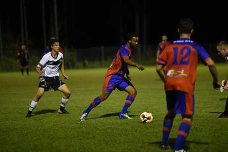 FFA Cup: Doon Villa v Wide Bay Buccaneers at Villa Park, Maryborough