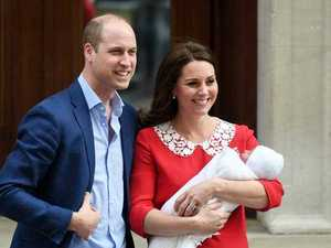New royal baby