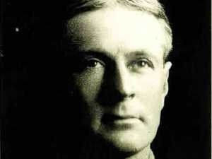 WAR VETERAN: He never really came home from France