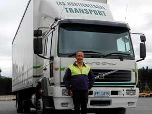 Tassie Truckin': Chris Dennis