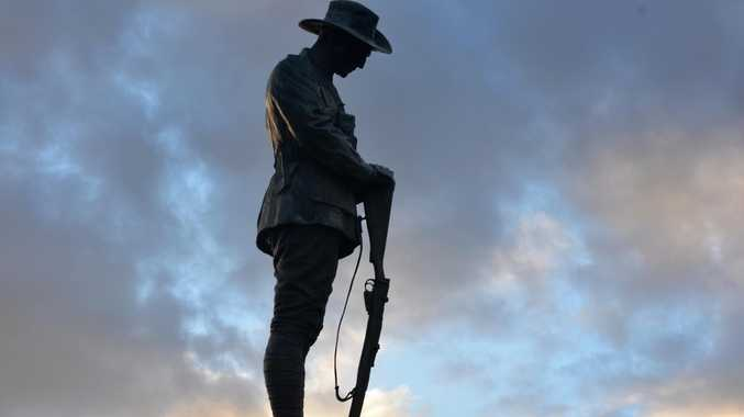 Anzac Day services in the Tweed