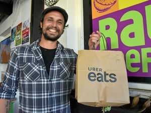 Coast cafe's healthy menu now available via Uber Eats