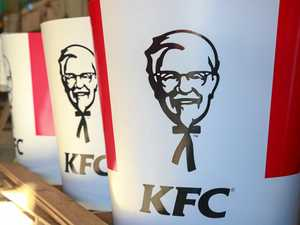 'Disgust' over dirt, mould at Ballina KFC store