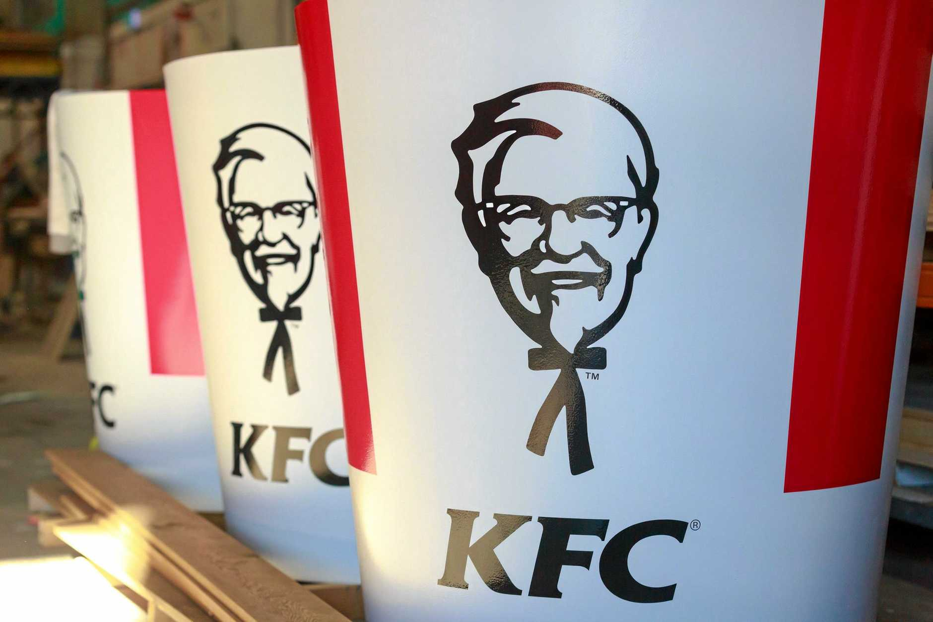 KFC says it is investigating complaints about its Ballina store.