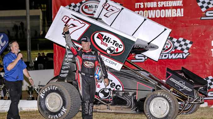 Farr claims sprintcar grand final glory