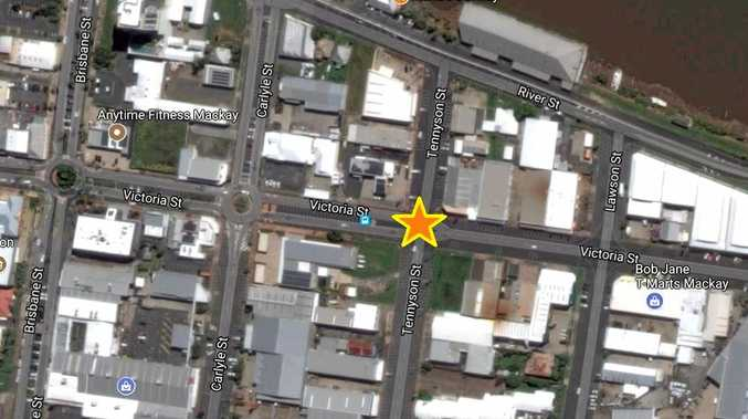 The Victoria & Tennyson Sts intersection has been revealed as the worst in the state for serious crashes.