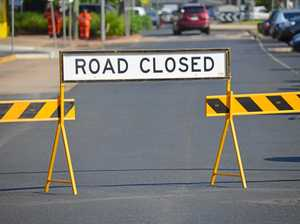 Busy road closes due to safety concerns