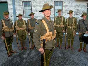 Living History: CQ troop's tribute to those who've fallen