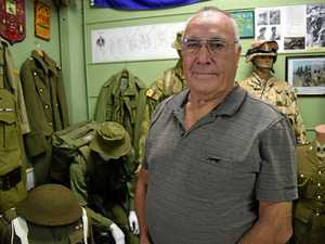 Warwick veteran heads back to the battleground