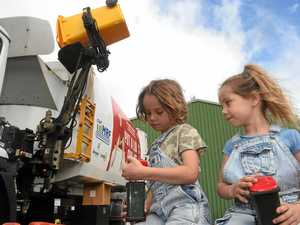 Recycling centre offers holiday fun