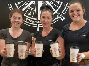 Rocky cafe's caffeinated kindness for veterans & heroes