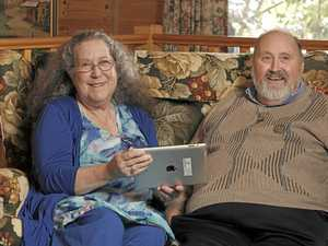 Over-70s get tech-savvy to stay in touch