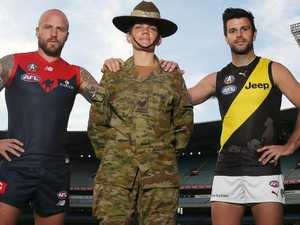 Dees predict record-breaking Anzac crowd