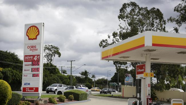Petrol prices are at three-year highs. Picture: Megan Slade/AAP