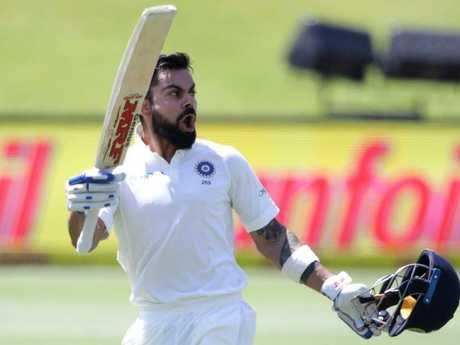 India captain Virat Kohli.