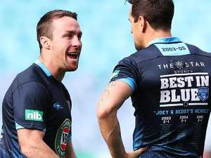 Gould's shock solution to Blues' Origin halves puzzle