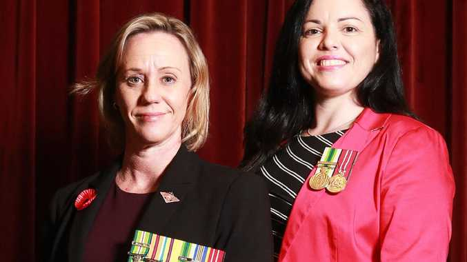 Women's Anzac march to defy 'veteran' critics