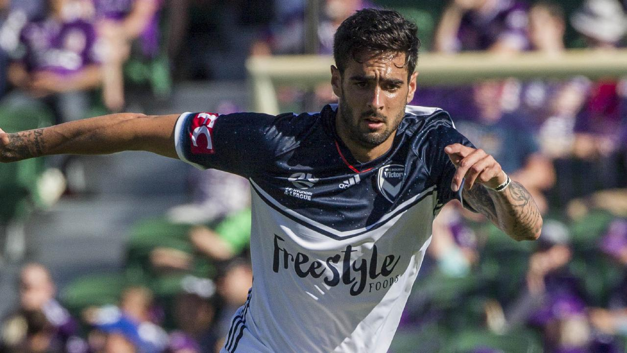 Melbourne Victory defender Rhys Williams says Sydney FC are 'there for the taking.'