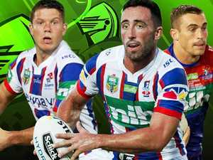 Knights will explore every option to replace Mitchell Pearce — except one