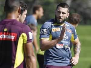Bronco admits 'I don't deserve Origin jersey'