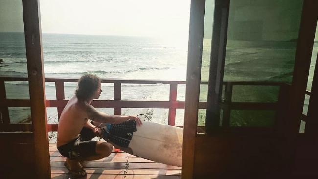 There are fears for surfer Jae Haydon. Picture: Facebook