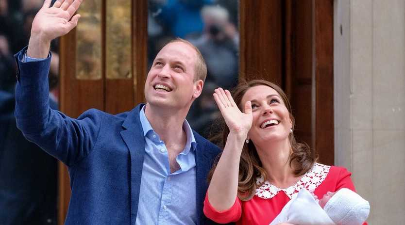 Welcome to the family. Picture: Kensington Palace