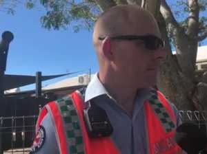 Reported stabbing in Buderim