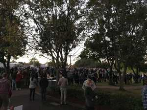 Bargara Anzac Day March