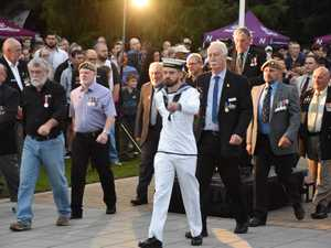 Nambour Anzac Day dawn service 2018