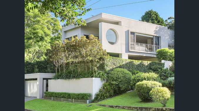This luxury home on 3 Fairholme St has hit the market.