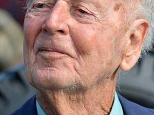 World War II digger Henry Preston Anzac Day 2018 at
