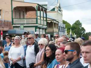 Bellingen Anzac March