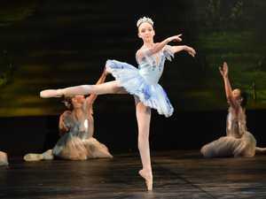 Toowoomba ballet dancer needs help for American dream
