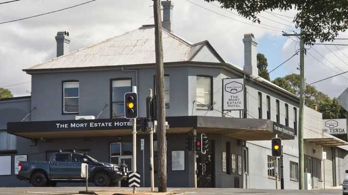 Mort Estate Hotel in Toowoomba. Wednesday, 25th Apr, 2018.
