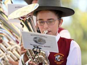 ANZAC DAY: Bundaberg Civic Service. The Bundaberg