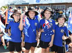 Anzac Day 2018 Hervey Bay