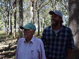 Producers prepare to film war movie in rural Queensland