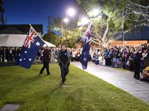 Anzac Day dawn services from across the region
