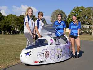 Students test the mettle of their pedals in six-hour sprint