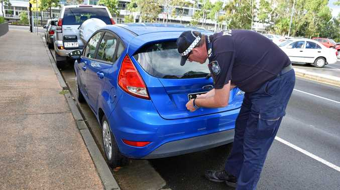 Queensland Police Service has been using mobile automatic number plate recognition cameras for some years.