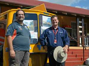 Dalby celebrates 150 years of railway station