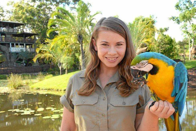 BINDI'S BREAKFAST: Bindi Irwin will speak at the Foundation's second youth fundraiser this month.