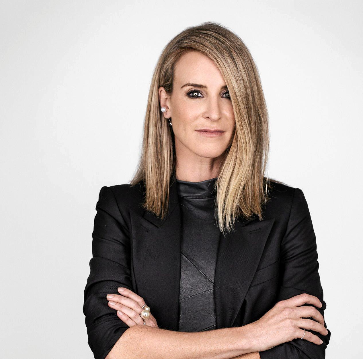 Fashion guru Amanda Shadforth.
