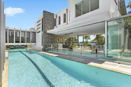 9 The Promontory, Noosa Waters, marketed by McGrath Noosa.