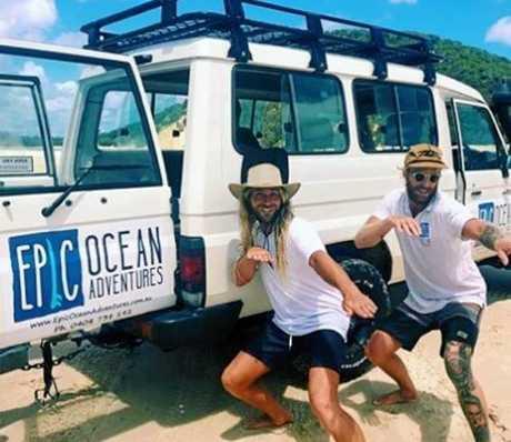 Epic Ocean Adventures is hiring.