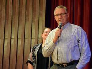 Mayor backs community group funding cuts