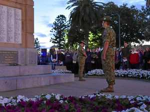 BEFORE THE DAWN: Thousands gather to honour our Anzacs