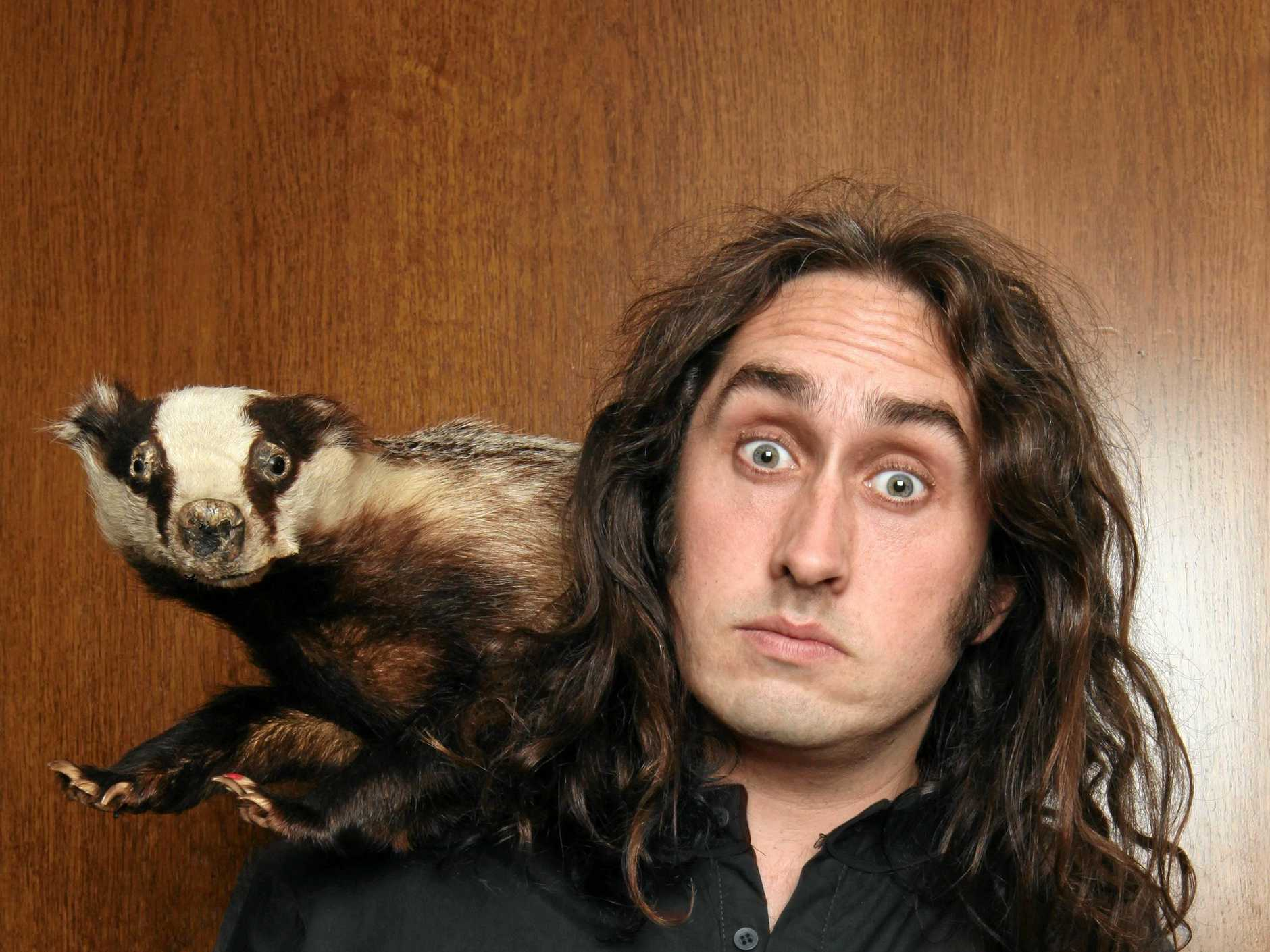 Ross Noble   Photo Andy Hollingworth