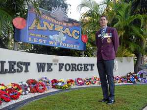 Memories of war 'still raw' for 28yo veteran