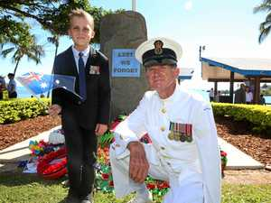 Airlie remembersour fallen diggers at Anzac Day service